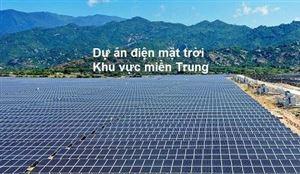 Dự Án điện mặt trời Ninh Thuận