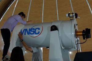 Đài thiên văn hơn 60 tỷ đồng ở Hòa Lạc sắp mở cửa đón khách